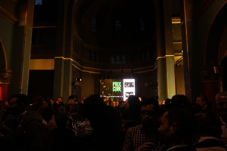 Vernissage Prix Cube 2016