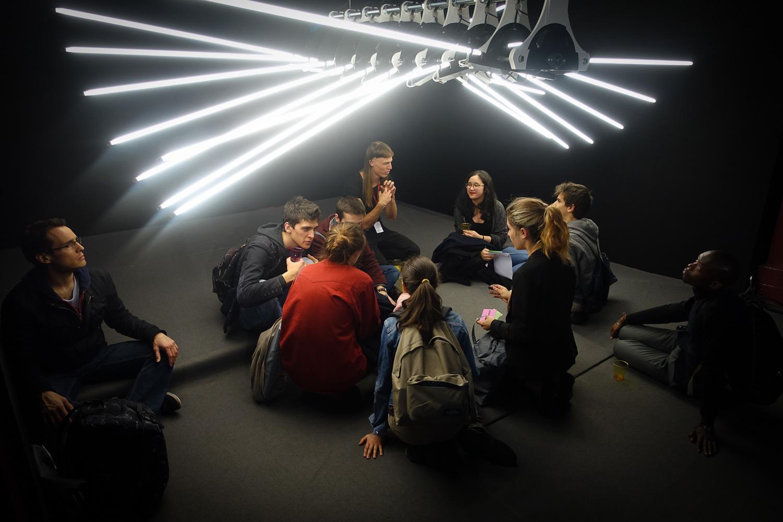"""Soirée """"Date the artists"""" Prix Cube 2016"""